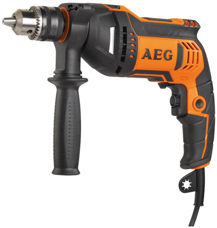 Дрель ударная AEG SBE 750 RZ 4935442840