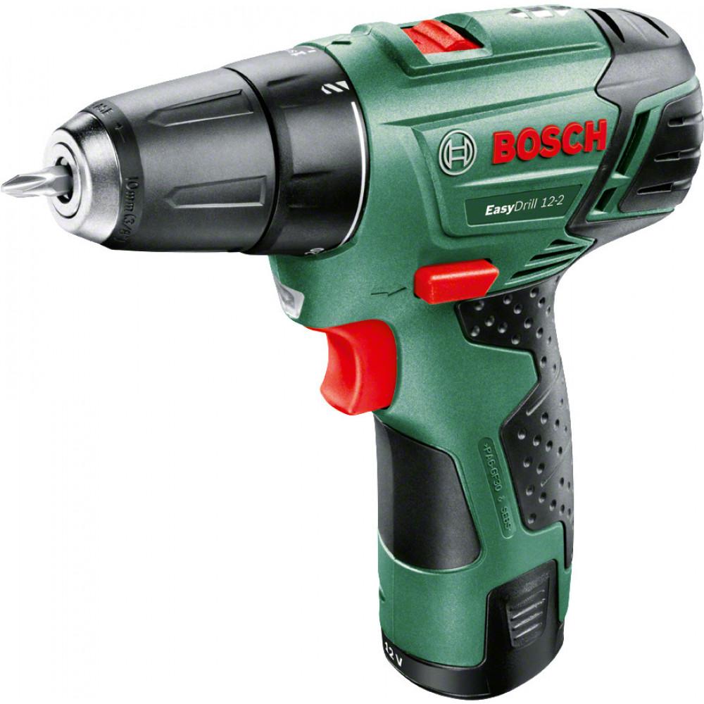 Дрель-шуруповерт Bosch EasyDrill 12-2 060397290V