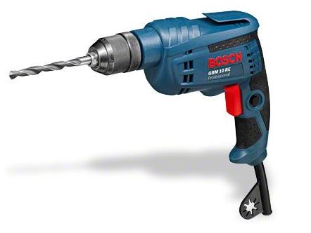Дрель безударная Bosch GBM 10 RE 0601473600