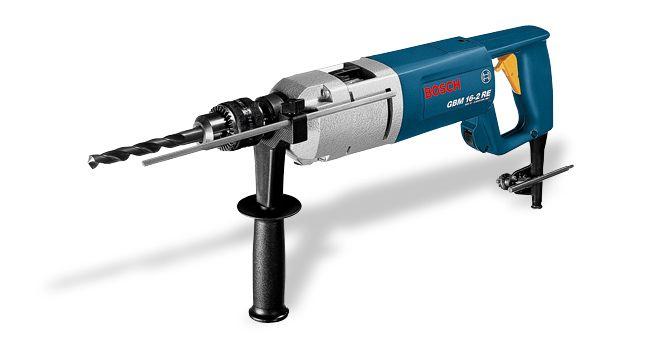 Дрель безударная Bosch GBM 16-2 RE Professional 601120508