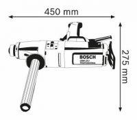 Дрель безударная Bosch GBM 23-2 E Professional 0601121608