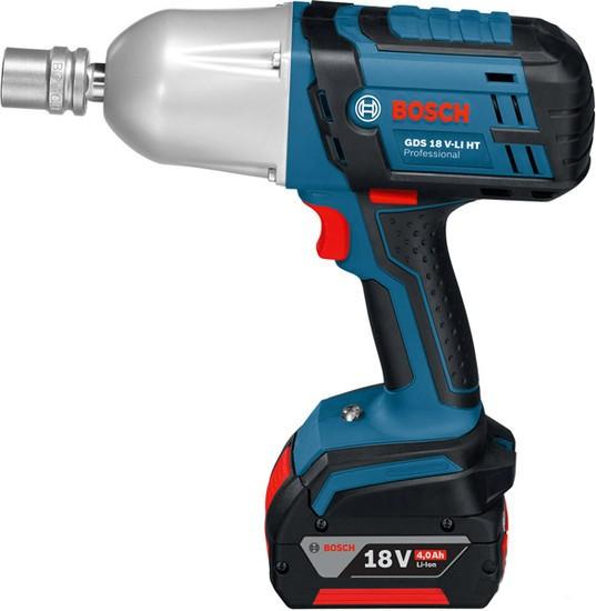 Гайковерт ударный Bosch GDS 18 V-LI HT 0.601.9B1.300