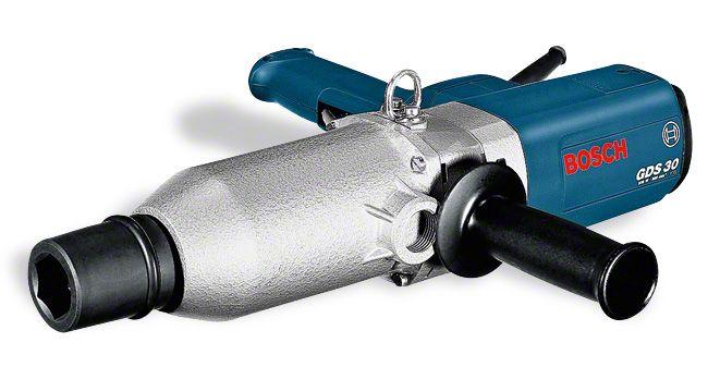 Гайковерт ударный Bosch GDS 30 Professional 601435108