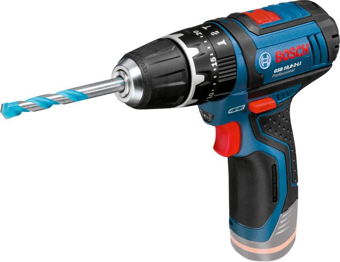 Дрель-шуруповерт Bosch GSB 10.8-2-LI Professional 06019B6901