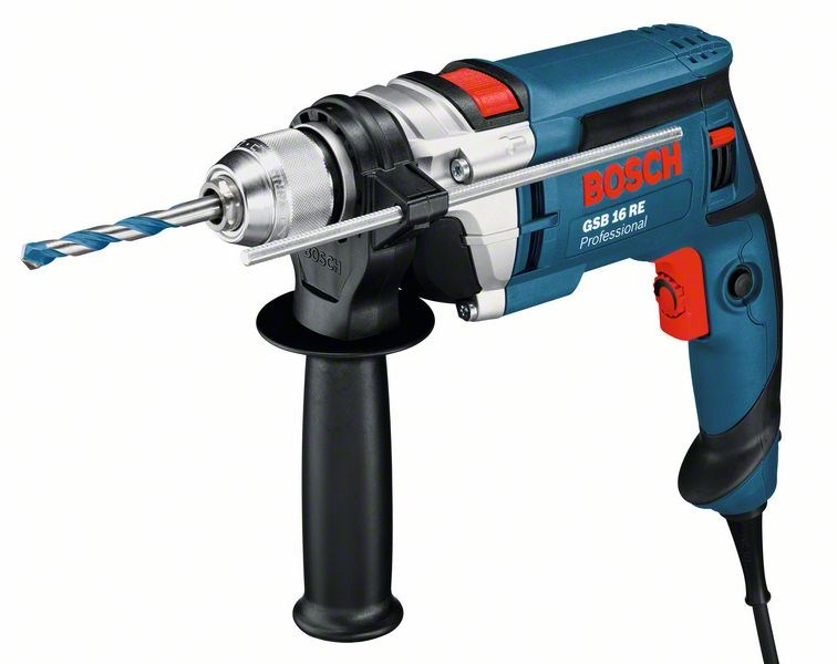 Дрель ударная Bosch GSB 16 RE Professional 060114E500