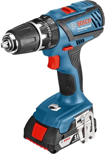 Дрель-шуруповерт Bosch GSB 18-2-LI Plus Professional 06019E7120