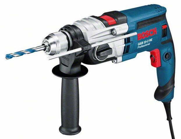 Дрель ударная Bosch GSB 19-2 RE Professional 060117B500