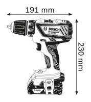 Дрель-шуруповерт Bosch GSR 18-2-LI Plus Professional 06019E6101