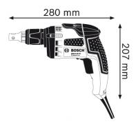 Дрель-шуруповерт Bosch GSR 6-45 TE Professional 0601445100