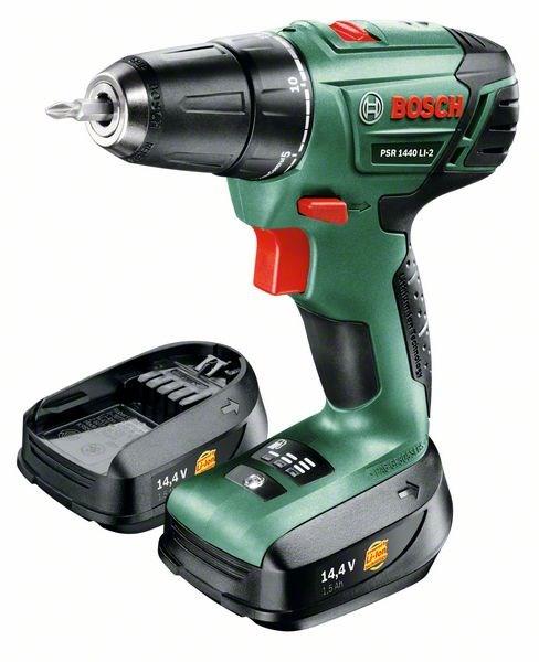 Дрель-шуруповерт Bosch PSR 1440 LI-2 06039A3021