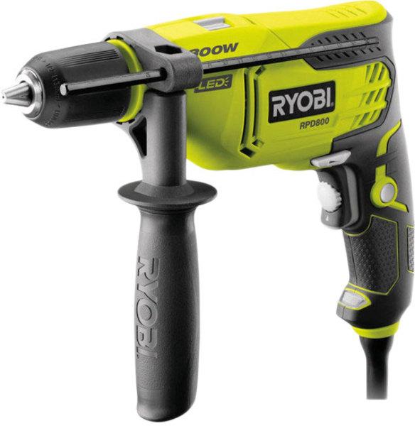 Дрель ударная Ryobi RPD800-K 5133002018
