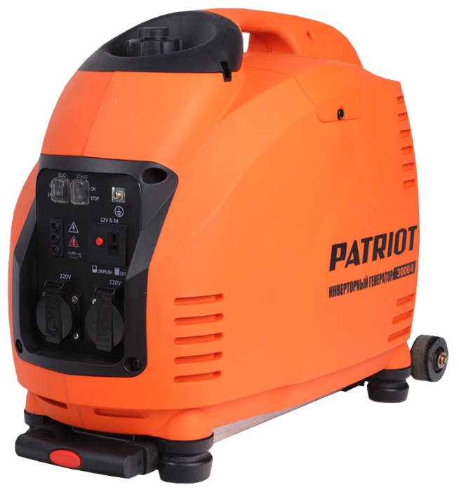Электростанция Patriot 3000il