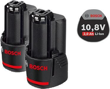 Аккумулятор для инструмента Bosch 12 V 2,0 А/ч 1600Z00040
