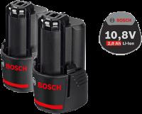 Аккумулятор для инструмента Bosch 12 V 2,0 А/ч
