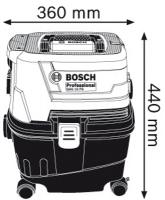 Промышленный пылесос Bosch GAS 15 PS 0.601.9E5.100