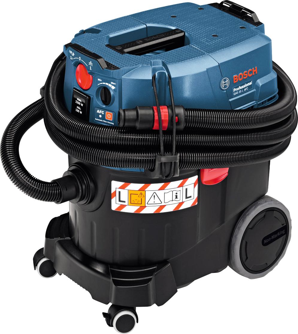 Промышленный пылесос Bosch GAS 35 L AFC