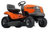 Садовый мини-трактор Husqvarna TS 138