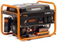 Генератор Daewoo Power GDA 3500DFE