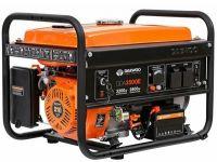 Генератор Daewoo Power GDA 3500E