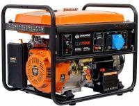 Генератор Daewoo Power GDA 7500E