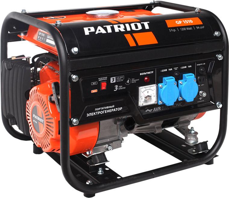 Генератор Patriot GP 1510
