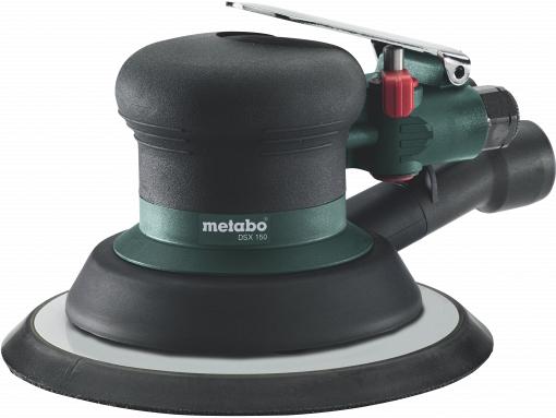 Эксцентриковая пневмошлифмашинка Metabo DSX 150 601558000
