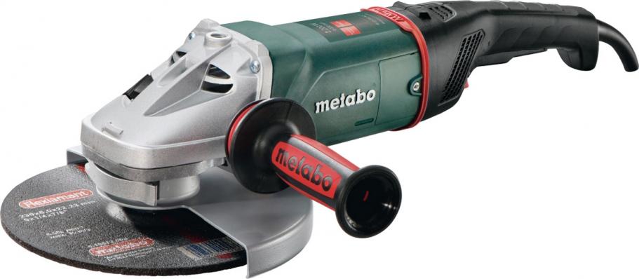 Угловая шлифмашина Metabo W 22-230 MVT 606462000