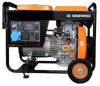 Электростанция Daewoo Power DDAE 6000XE