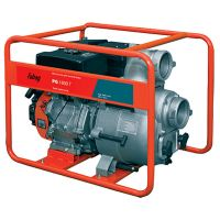 Мотопомпа для загрязненной воды FUBAG PG 1800T