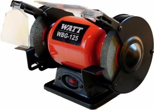 Заточной станок Watt WBG-125 21.180.125.00