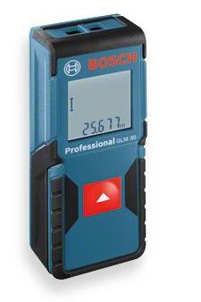 Лазерный дальномер Bosch GLM 30 Professional 0601072500
