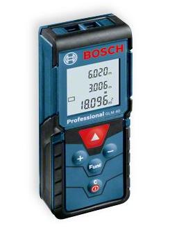 Лазерный дальномер Bosch GLM 40 (0601072900) 0601072900