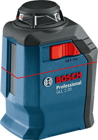 Bosch GLL 2-20 Professional 0601063J00