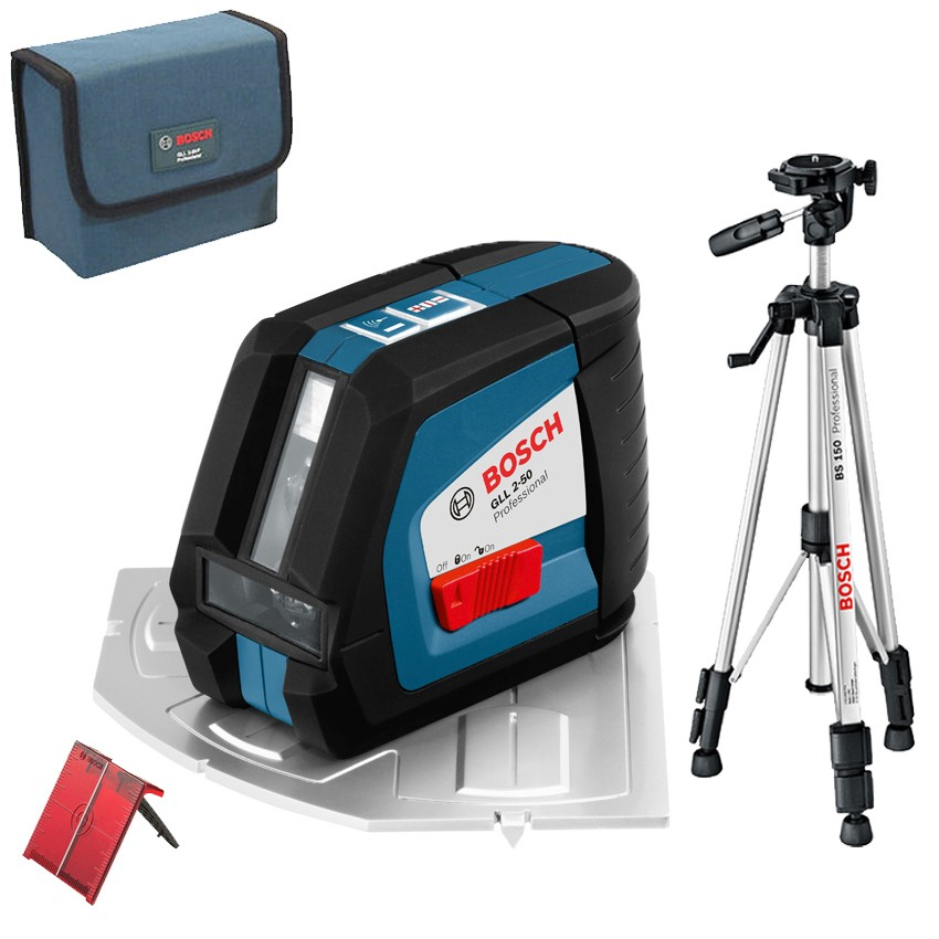 Призменный нивелир Bosch GLL 2-50 Professional 0601063105