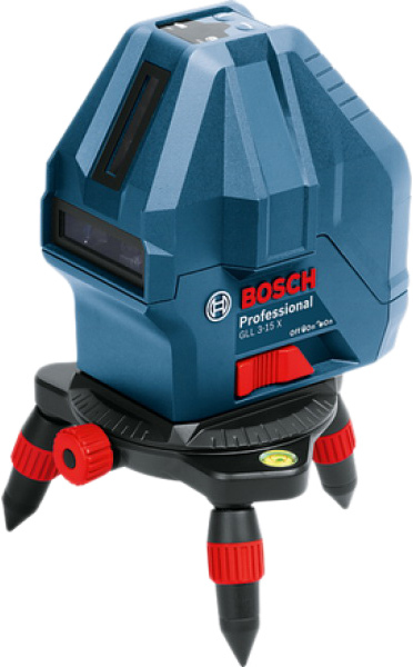 Bosch GLL 3-15 X Professional 0601063M00