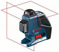 Лазерный нивелир Bosch GLL2-80 P+BM1