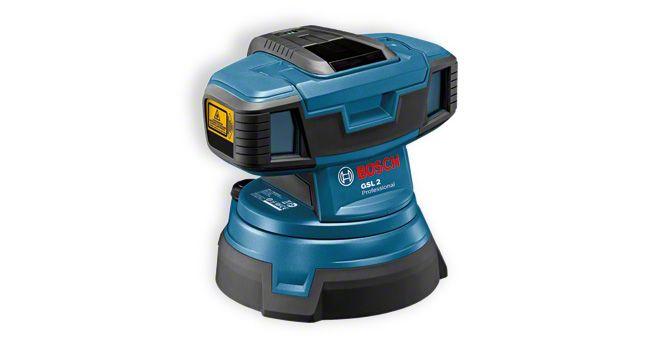 Лазерный нивелир Bosch GSL 2 601064001