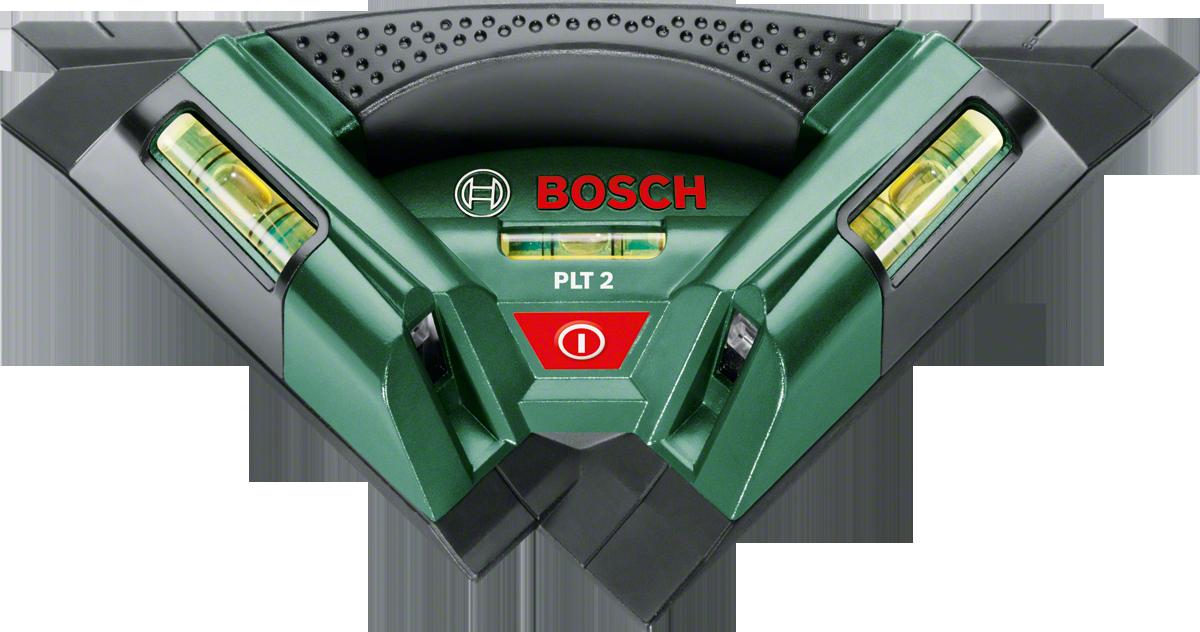 Лазерный нивелир Bosch PLT 2 0603664020