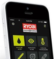 Лазерный нивелир Ryobi RPW-1600 Phone Works