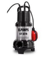 Погружной насос Elpumps CT 3274