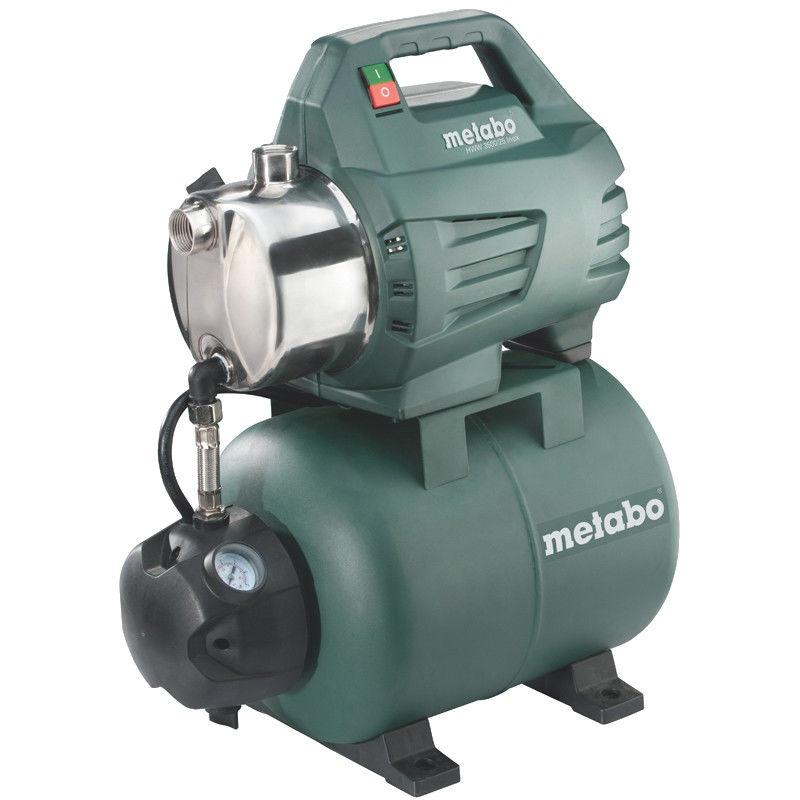 Станция водоснабжения Metabo HWW 3500/25 Inox 600969000