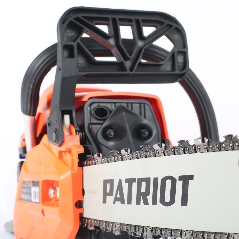 Бензиновая цепная пила Patriot PT 445 The One