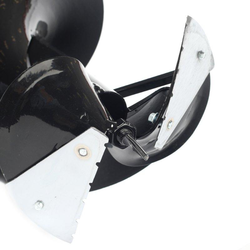 Шнек для льда двухзаходный Patriot D 200l сменные ножи