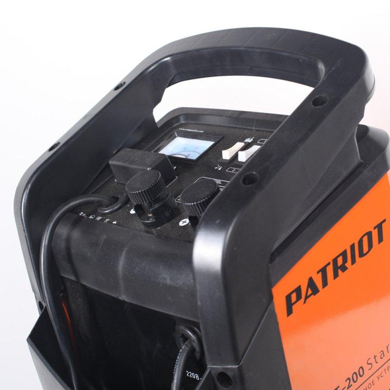 Пускозарядное устройство Patriot BCT-200 Start