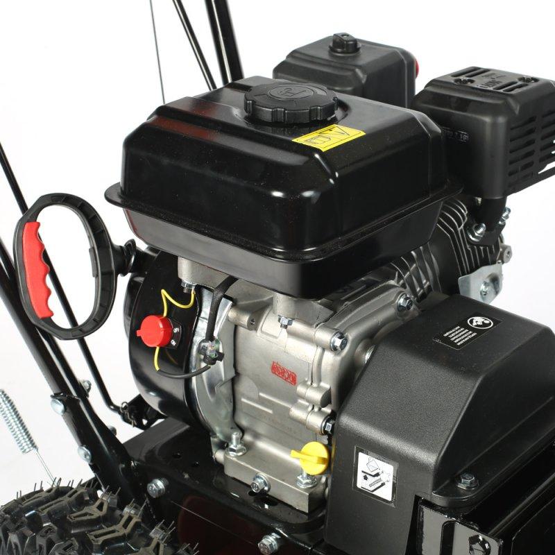 Подметальная машина универсальная с возможностью подключения снегоуборщика. Patriot PS 888 S(SА)