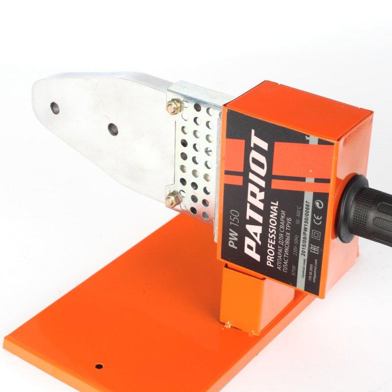 Аппарат для сварки пластиковых труб PATRIOT Patriot PW 150