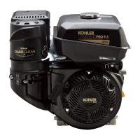Двигатель Kohler Command PRO CH 395
