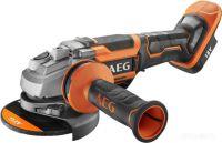 Угловая шлифмашина AEG BEWS 18-125BLPX-0 (без АКБ)