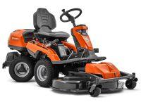 Садовый мини-трактор Husqvarna R 316TX AWD