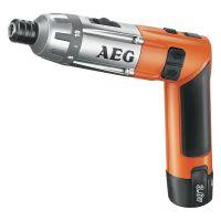 Электроотвертка AEG SE 3.6 Li 4935413165